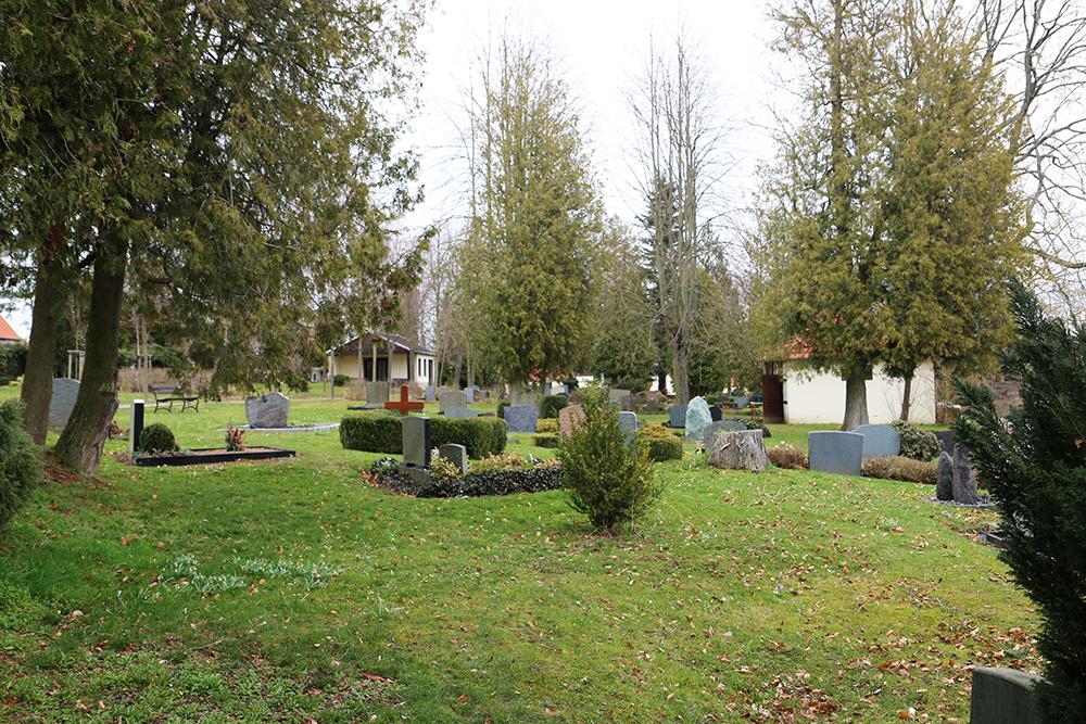 Friedhof Polditz