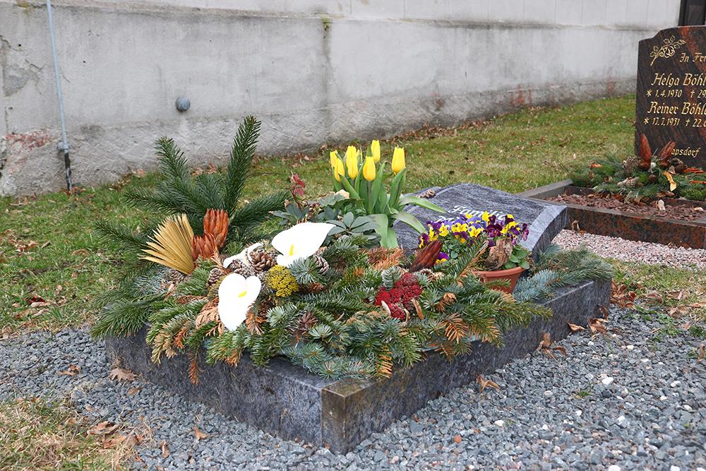 Friedhof Dürrweitzschen