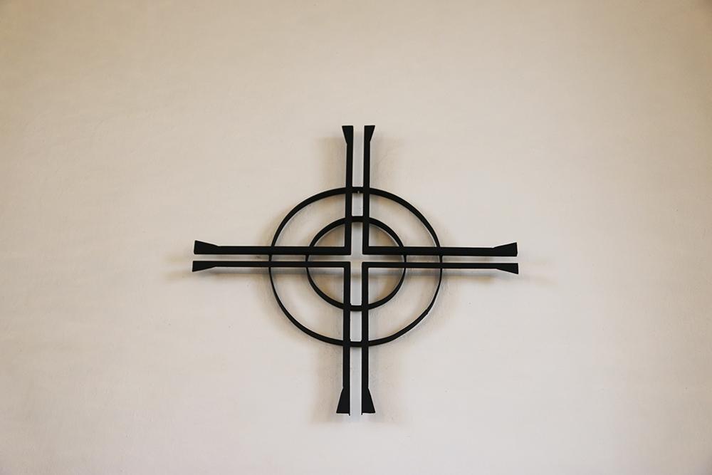 Kirche Dürrweitzschen Kreuz