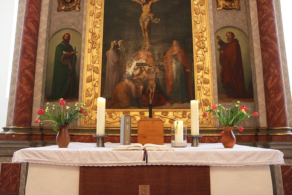 Kirche Leipnitz Altar