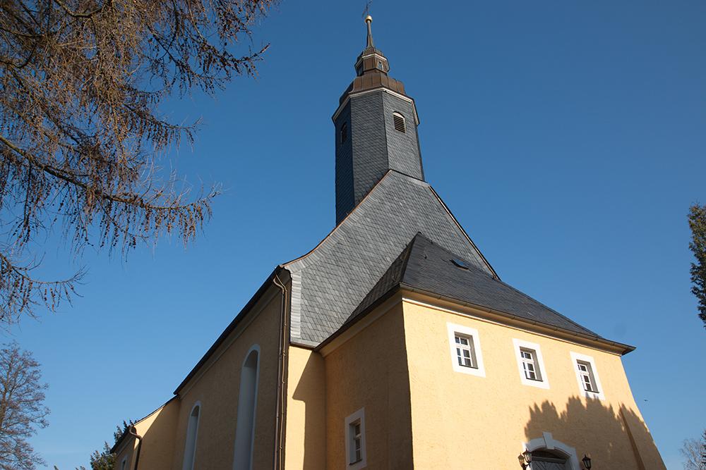 Kirche Bockelwitz