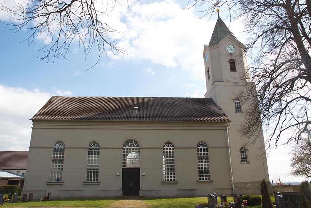 Kirche Dürrweitzschen